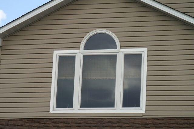 Circle Brow Bristol Windows Nebraska